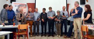 VCB Feestavond (voor leden en partners) @ De Fontein
